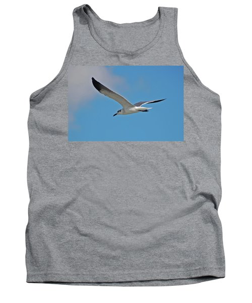 Tank Top featuring the photograph 1- Seagull by Joseph Keane