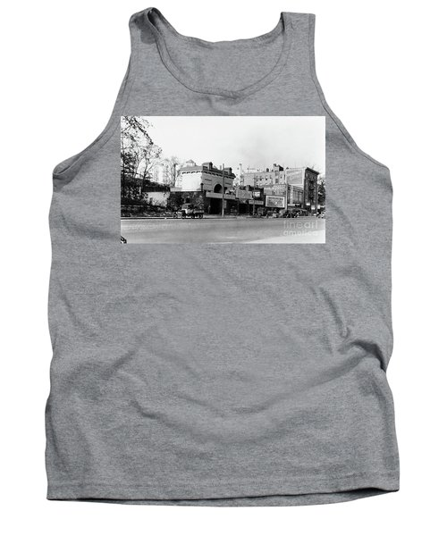 Tank Top featuring the photograph Seaman Drake Arch  by Cole Thompson