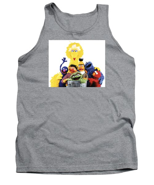 Sesame Street Tank Top