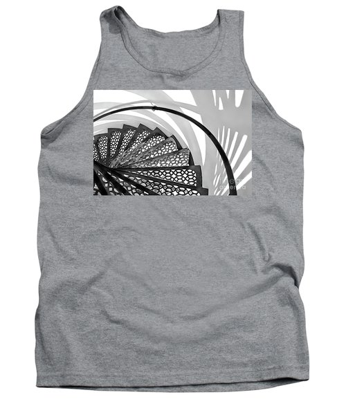 Shadow Lines Tank Top