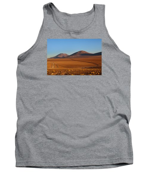 Siloli Desert Tank Top
