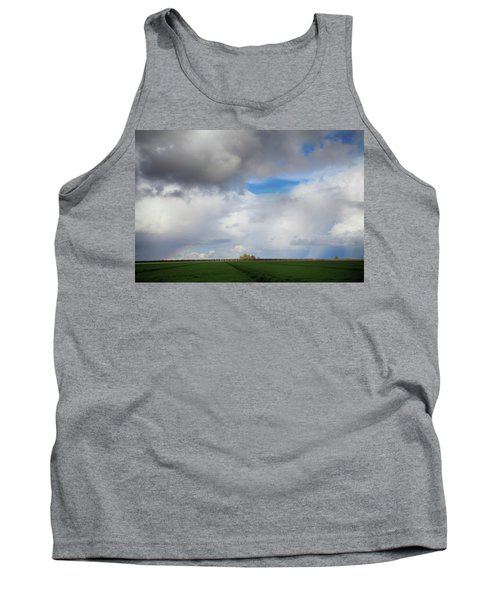 Tank Top featuring the photograph Skyward by Laurie Search
