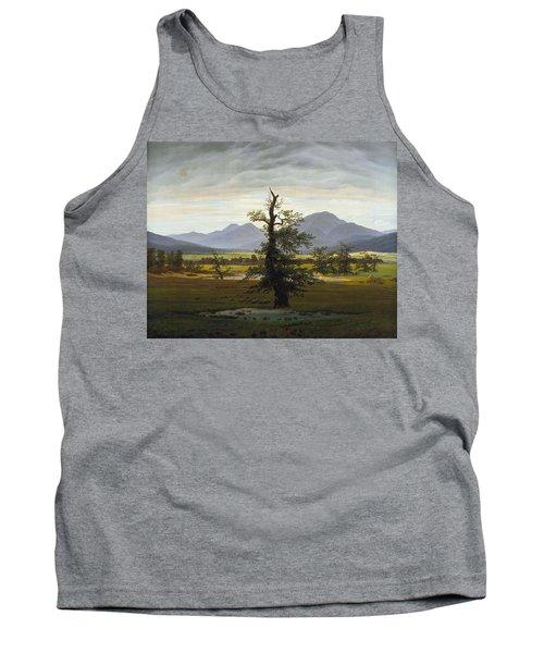 Solitary Tree Tank Top