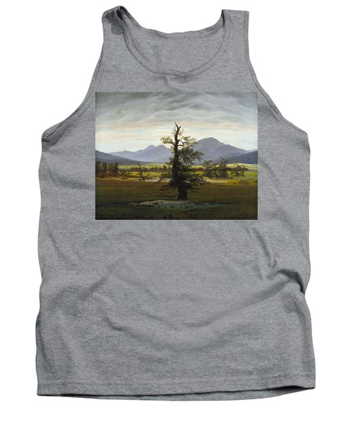 Solitary Tree Tank Top