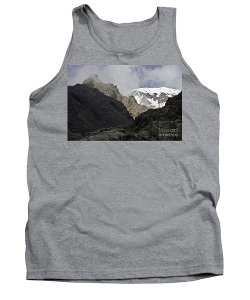 Somewhere In New Zealand Tank Top