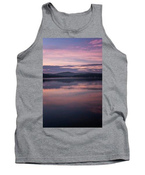 Spofford Lake Sunrise Tank Top