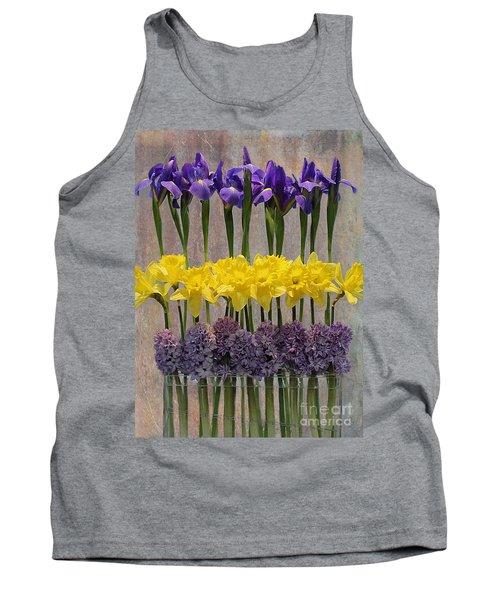 Spring Delights Tank Top by Nina Silver