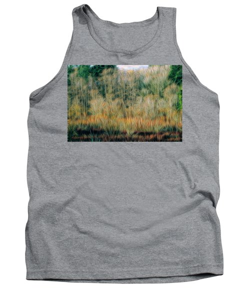 Spring Forest Tank Top