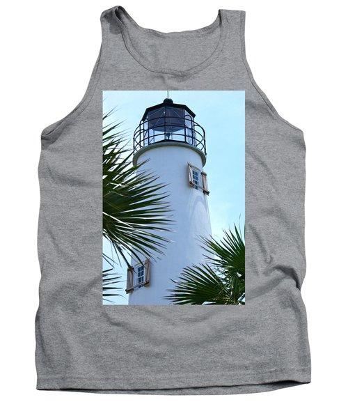 St. George Island Lighthouse Tank Top