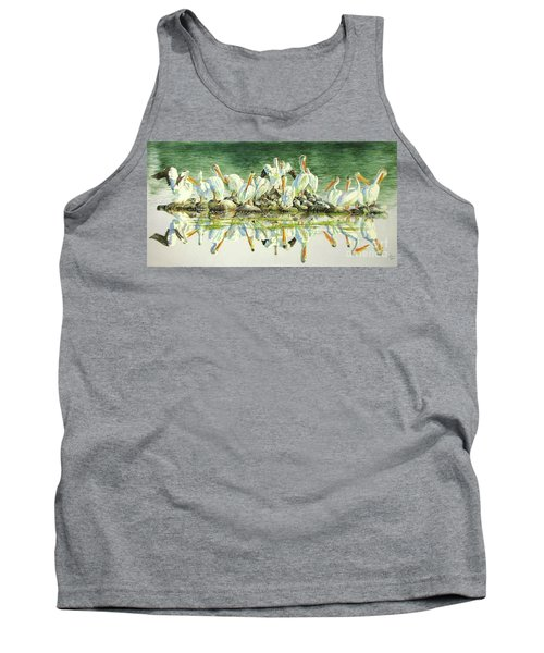 Standing Room Only Tank Top