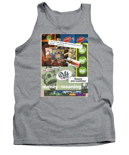 Stop And Go Tank Top
