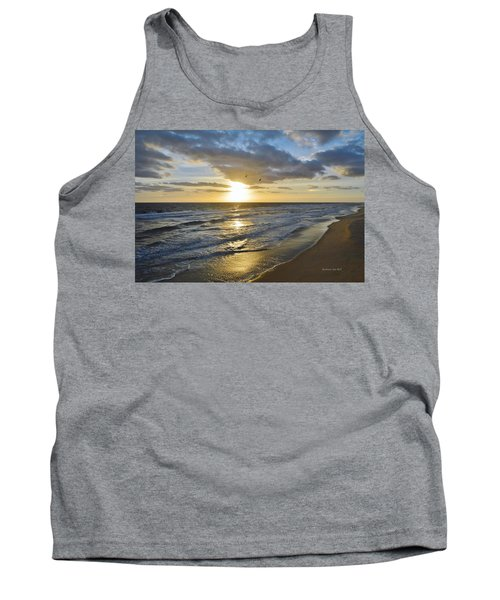 Sunrise On The Banks  Tank Top