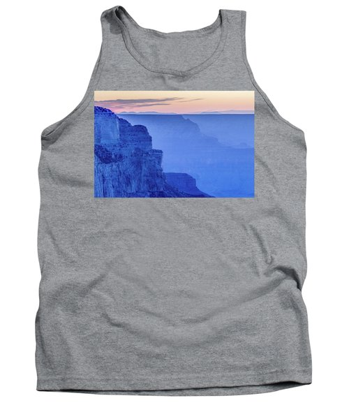 Sunset At South Rim Tank Top
