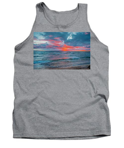 Superior Sunset Tank Top