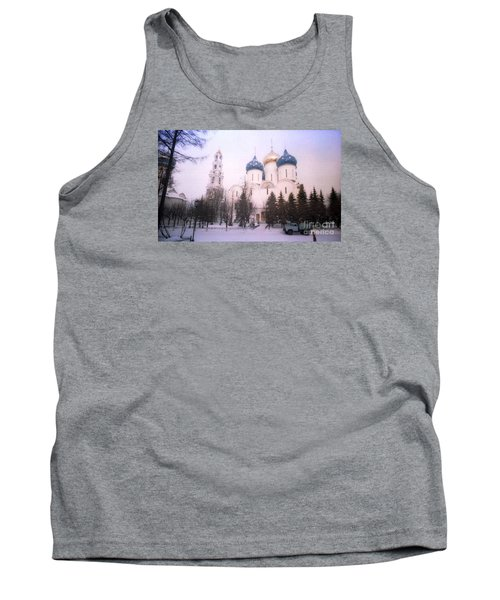 Suzdal  Russia Church Tank Top