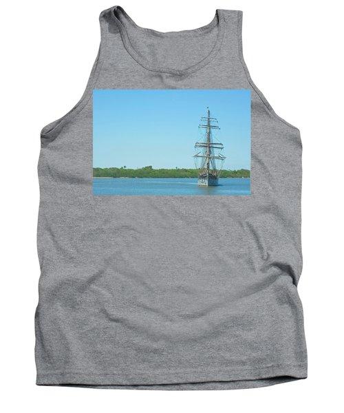 Tall Ship Elissa Tank Top