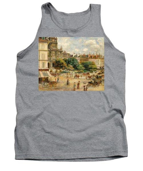Place De La Trinite, 1893 Tank Top