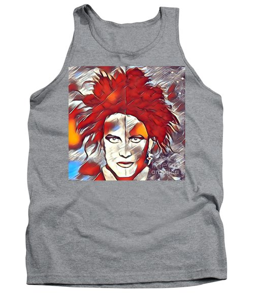The Cure Tank Top