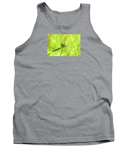 The Fly Tank Top by David Stasiak