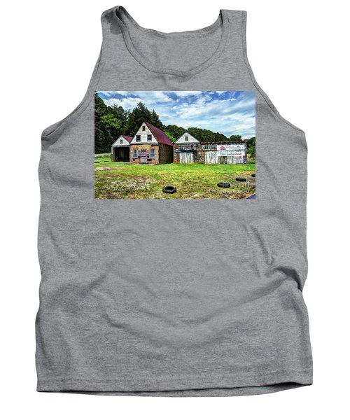 The Old Gas Station Tank Top