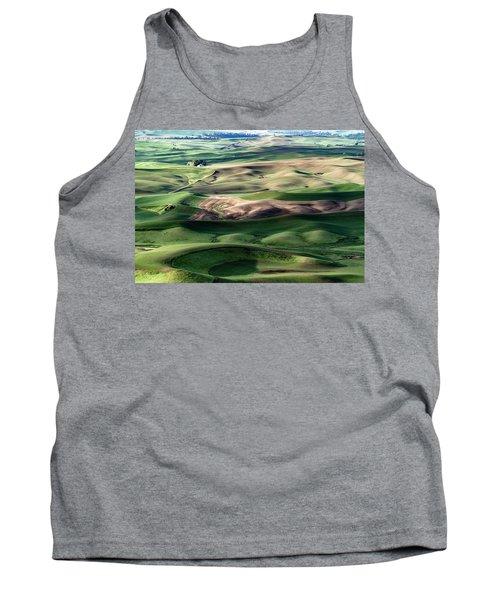 The Palouse Tank Top