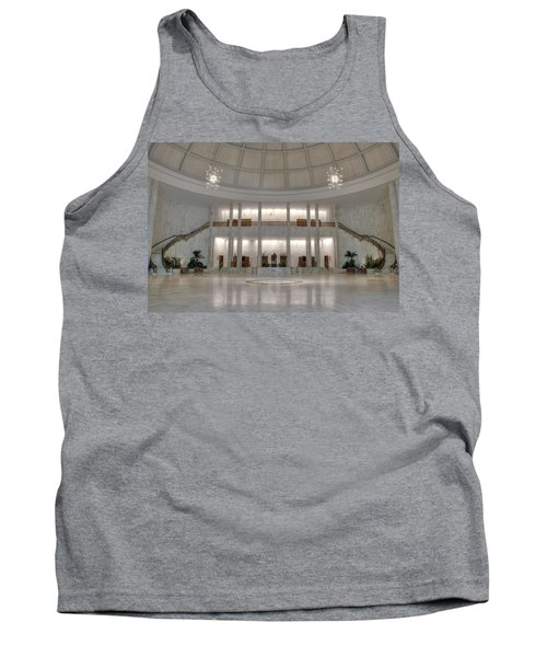The Rotunda Tank Top