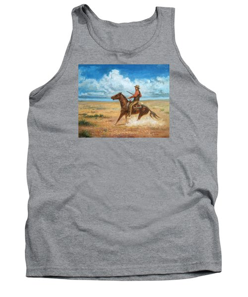 The Tracker Tank Top