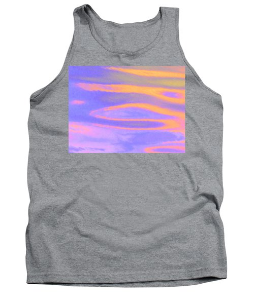 Threads Of Light Tank Top