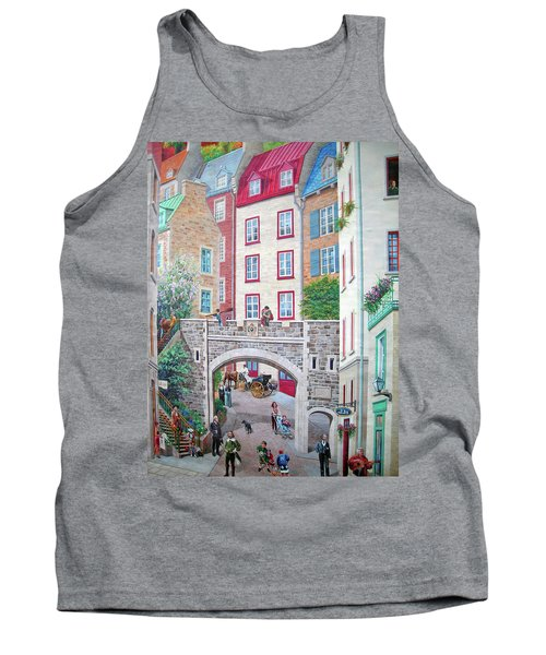 Tank Top featuring the photograph Time ... by Juergen Weiss