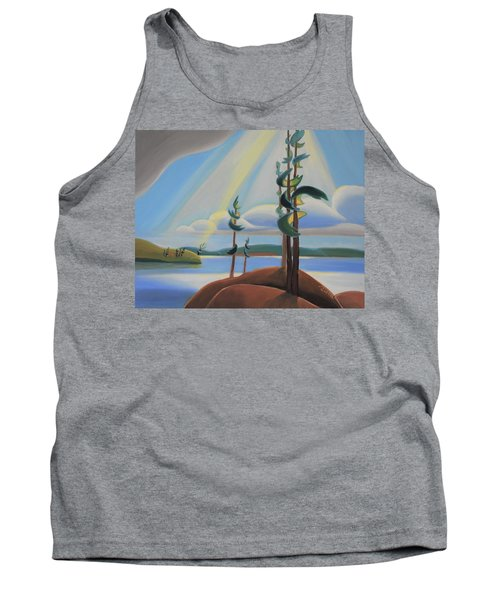 To The North Tank Top
