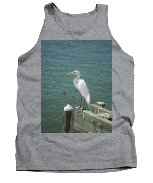 Tranquility Tank Top by Val Oconnor