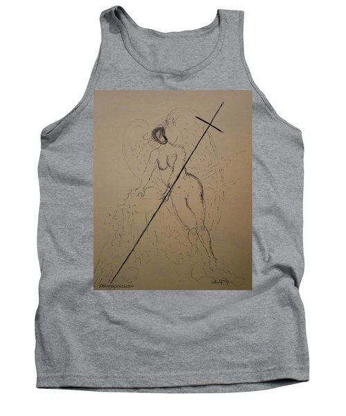 Unveiled Beauty Tank Top