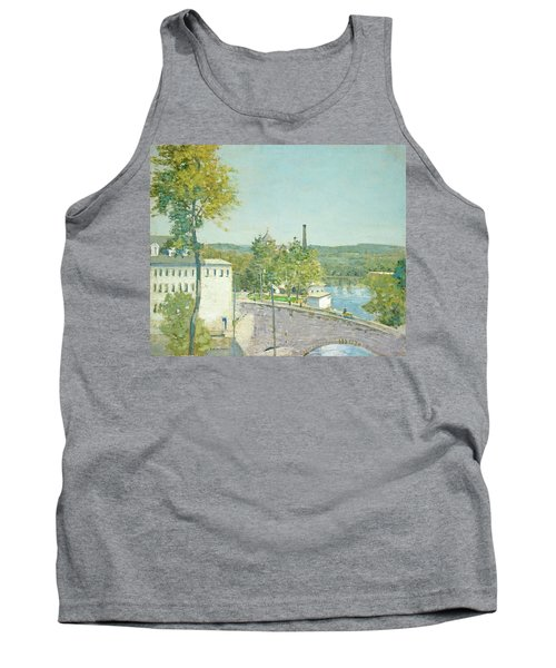 U.s. Thread Company Mills, Willimantic, Connecticut Tank Top