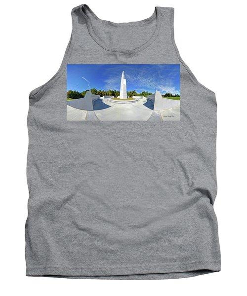 Veterans Freedom Park, Cary Nc. Tank Top