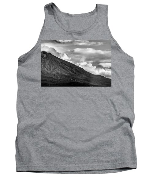 Tank Top featuring the photograph Volcano by Hayato Matsumoto
