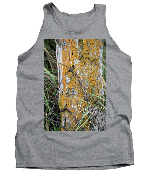 Weathered Fence Tank Top