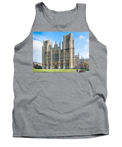 Wells Cathedral Tank Top
