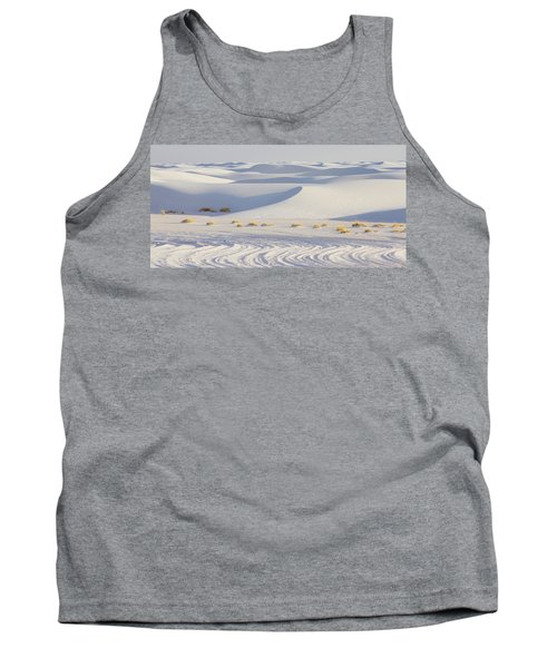 White Sands New Mexico Tank Top by Elvira Butler