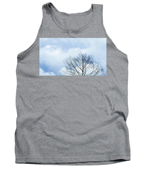 Winter Tree Tank Top