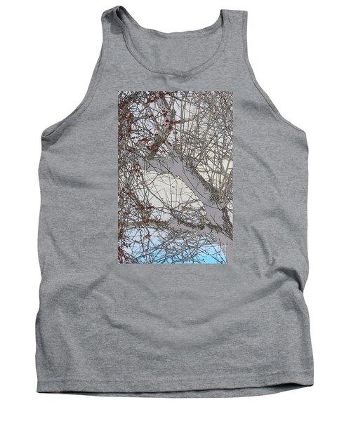 Witness Tree Tank Top by Jesse Ciazza