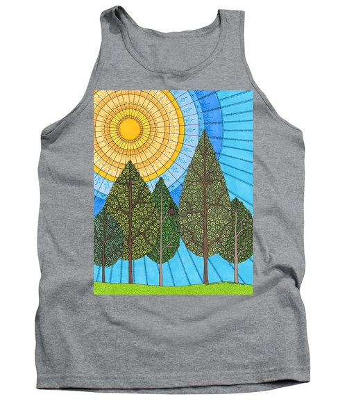 Yearning For Spring Tank Top