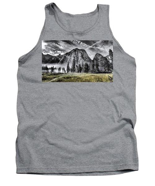 Yosemite Dawn Tank Top