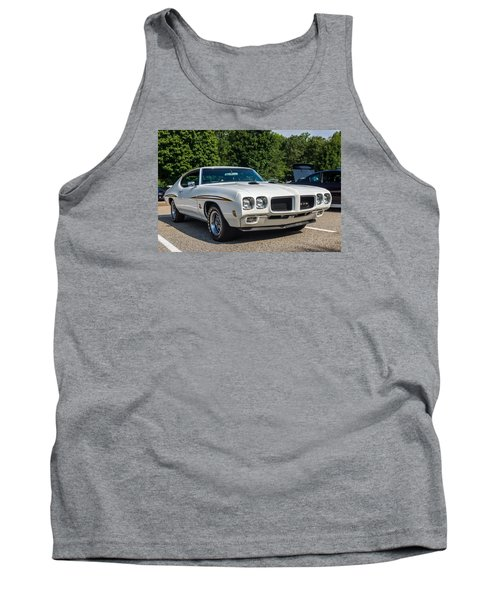 Hall County Sheriffs Office Show And Shine Car Show Tank Top by Michael Sussman