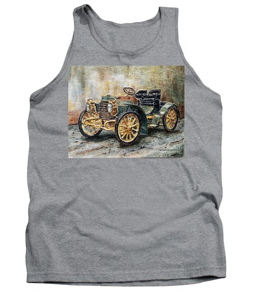 1901 Mercedes Benz Tank Top