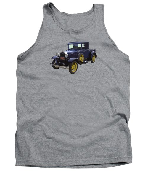 1930 - Model A Ford - Pickup Truck Tank Top