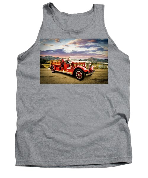 1931 Mack Ready To Roll Tank Top