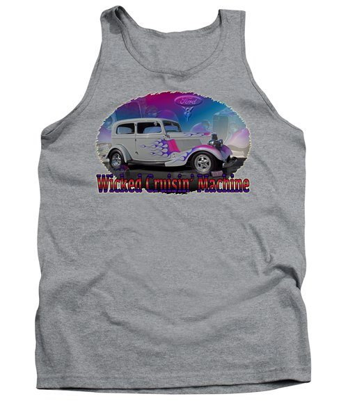 1934 Ford Delux Tank Top
