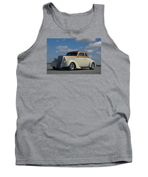 1935 Ford Coupe Hot Rod Tank Top by Tim McCullough