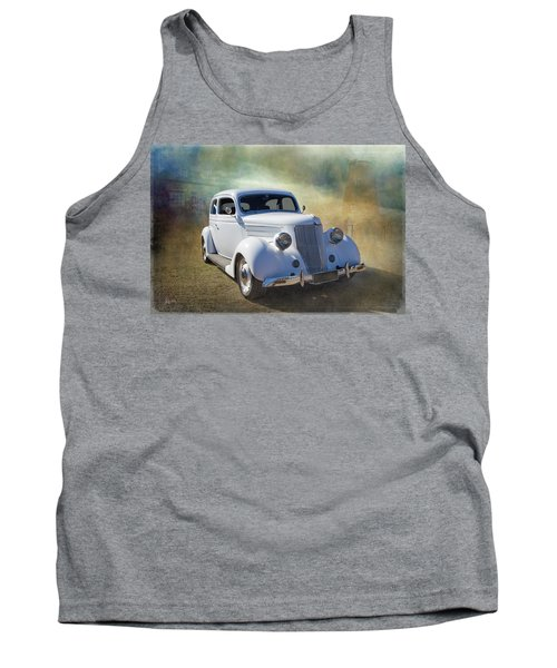 1936 Ford Tank Top by Keith Hawley