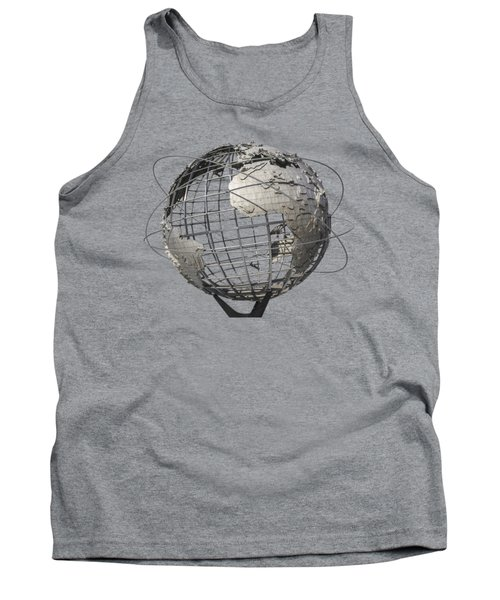 1964 World's Fair Unisphere Tank Top